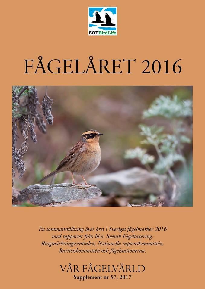 Fågelåret 2016