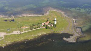 Ottenby fågelstation, Ölands södra udde